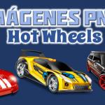 Imágenes de Hot Wheels en PNG fondo Transparente