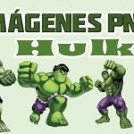 Imágenes de Hulk en PNG fondo Transparente