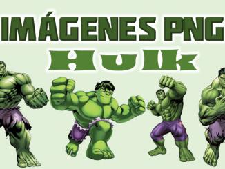 imagenes png Hulk