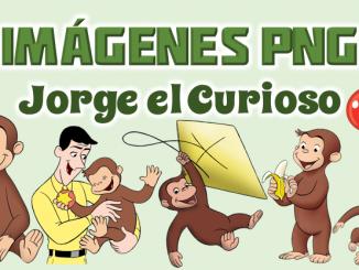 imagenes png Jorge el Curioso