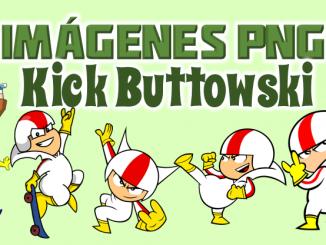 imagenes png Kick Buttowski