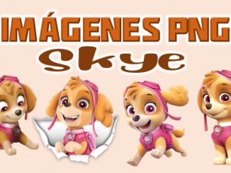 imagenes png Skye