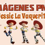 Imágenes de Jessie La Vaquerita en PNG fondo Transparente