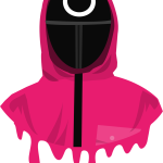 Squid Game Soldier Mask Circulo