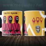 Taza Squid Game 02