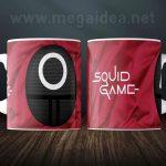 Taza Squid Game 07