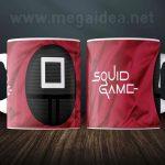 Taza Squid Game 08