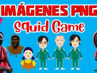 imagenes squid game png sin fondo